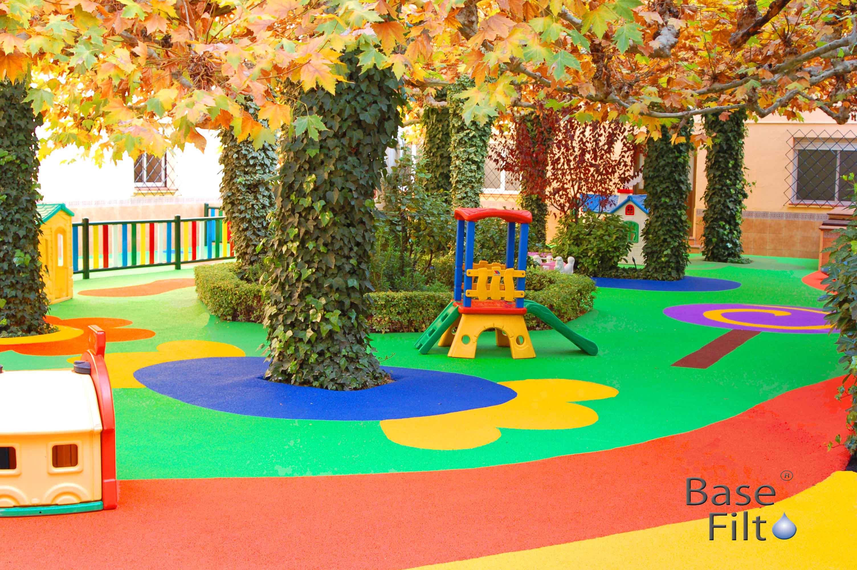 Articulos parques infantiles y mobiliario urbano caroldoey - Mobiliario urbano madrid ...